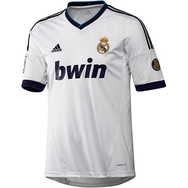 06a9c877b3bd1 Remera de Fútbol Real Madrid WHITE   NOBLE INK X21987