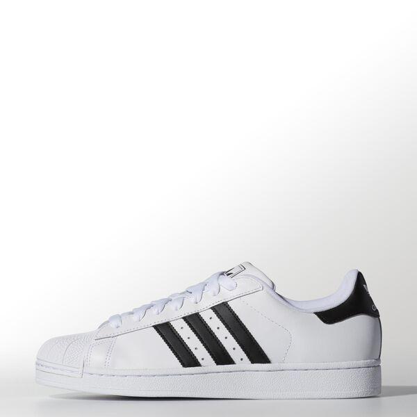 e6f891df8afab Tenis Originals Superstar II WHITE   BLACK G17068