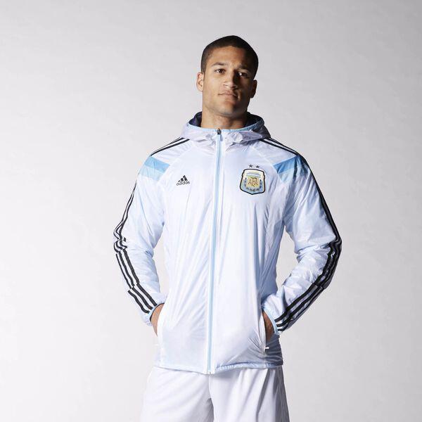 ffe408ec4fe82 Chaqueta Anthem Selección Argentina WHITE   ARGENTINA BLUE   BLACK D83719