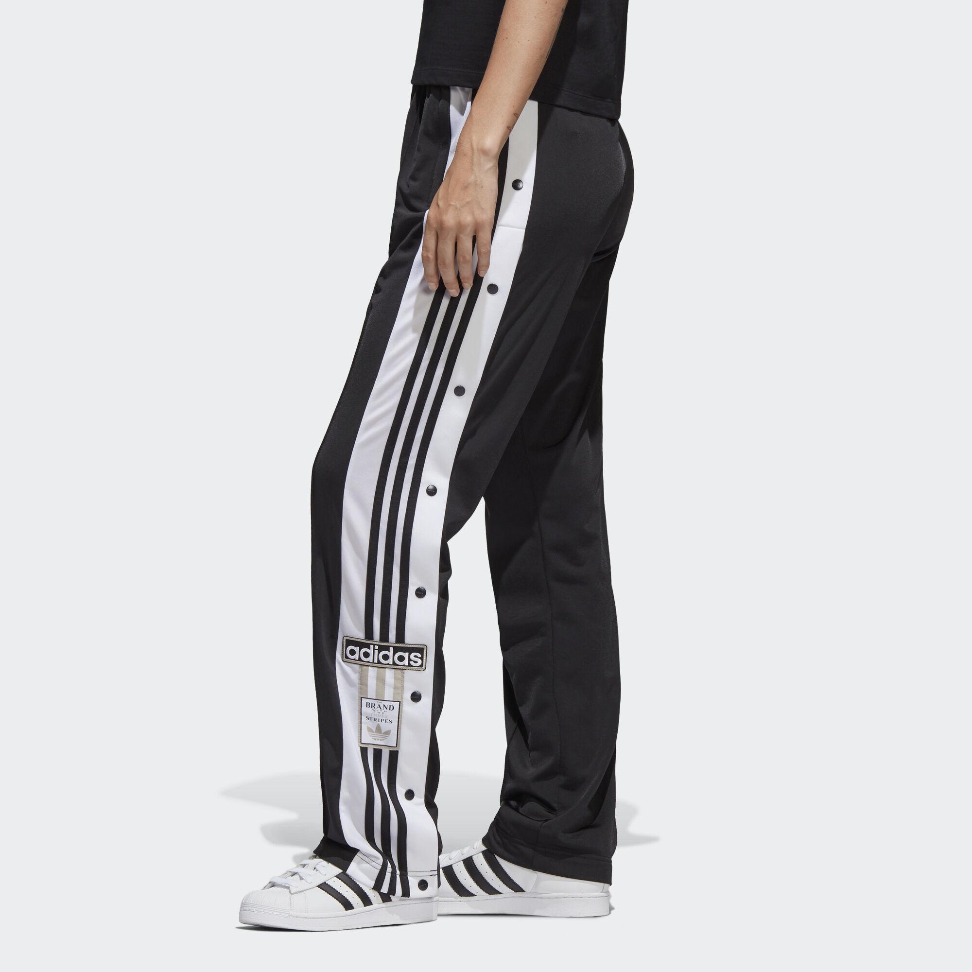 الزوج بسيط مختبر Pantalones Adidas Con Botones Laterales Microvoadores Com