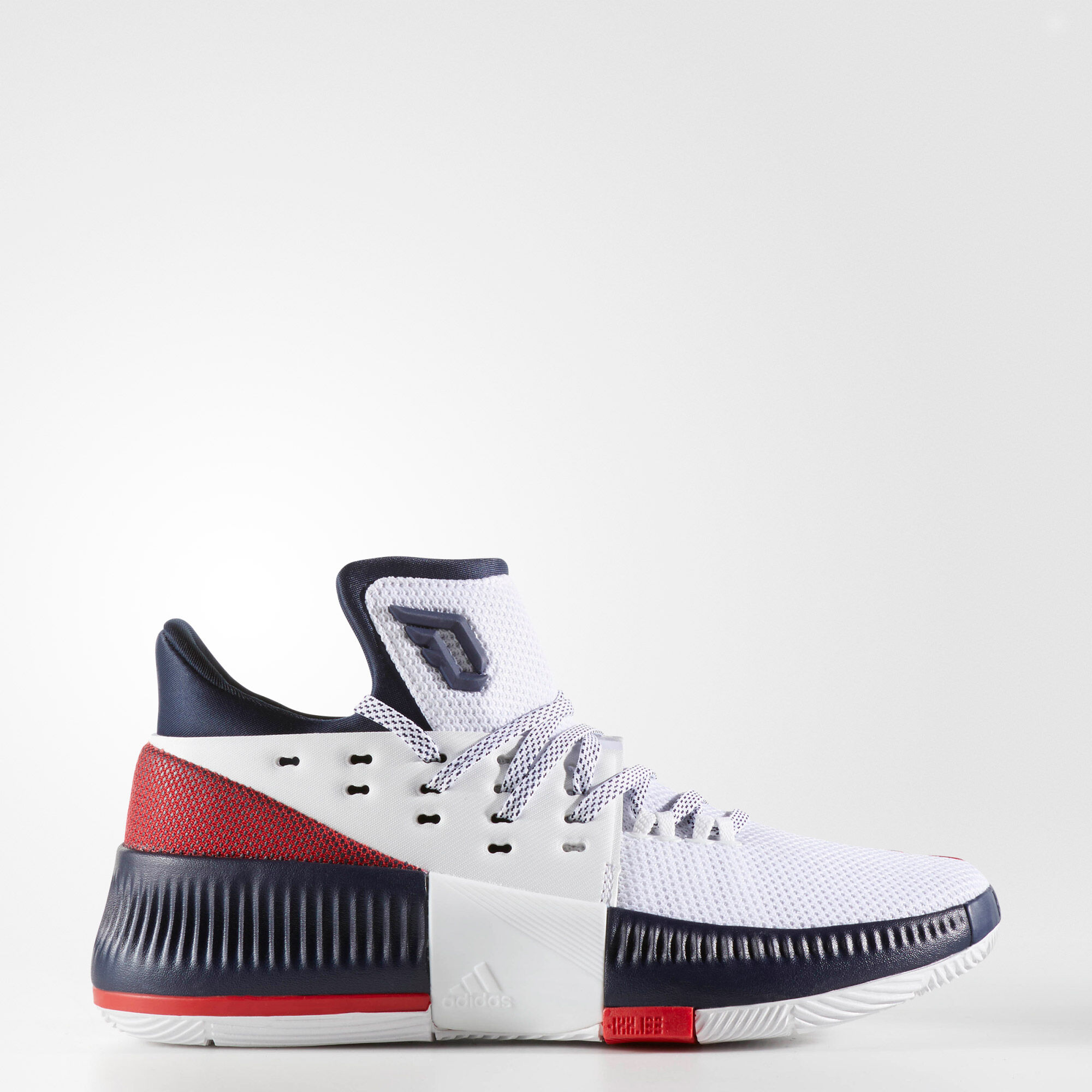 huge selection of 9c5b8 886d4 adidas Dame 3 Shoes - White  adidas US