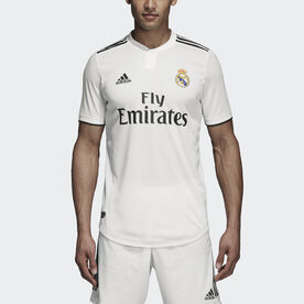 Real Madrid Home Authentic Jersey c6b321ee8